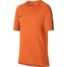 nike training t-shirt breathe squad - cone/black kids - training tops