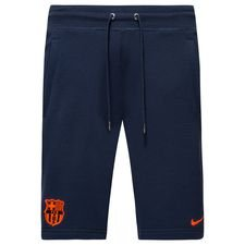 Barcelona Shorts NSW Authentic - Navy/Orange