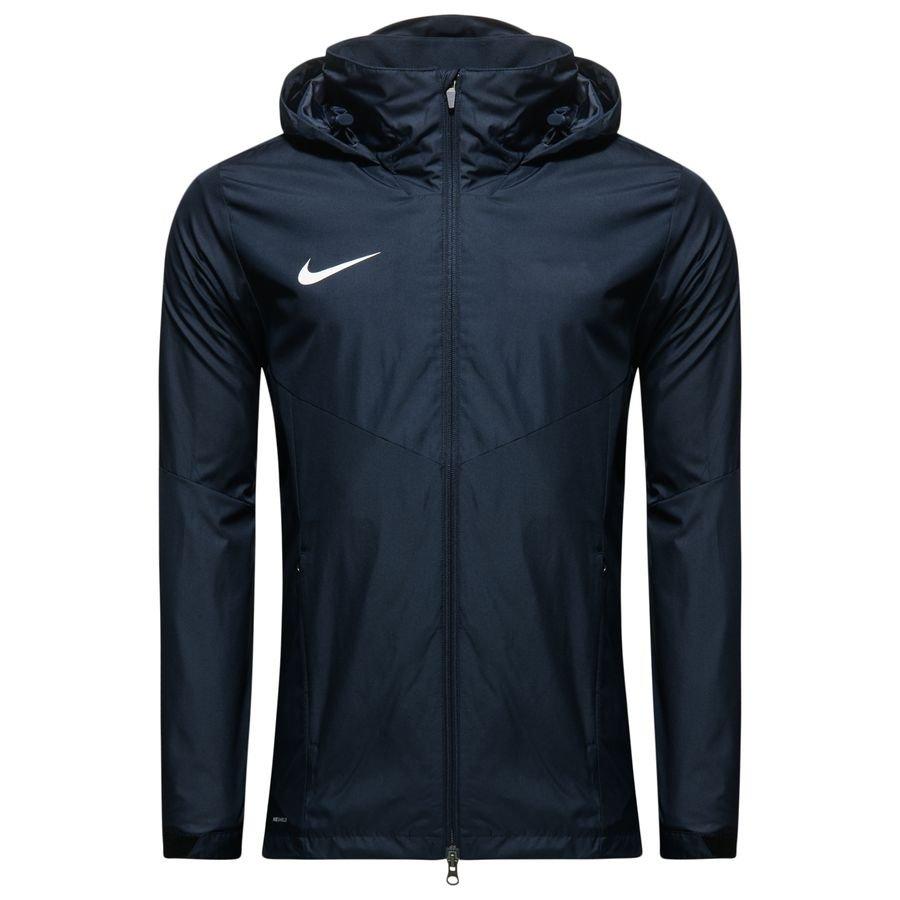 4883d7338c4f Nike Rain Jacket Academy 18 - Obsidian White