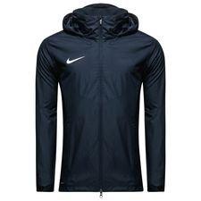 Nike Veste de Pluie Academy 18 - Bleu Foncé/Blanc
