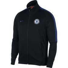 Image of   Chelsea Track Top NSW Authentic - Sort/Blå