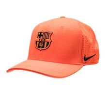 Image of   Barcelona Kasket Classic 99 Snapback - Orange/Navy