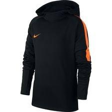 Image of   Nike Hættetrøje Dry Academy Fast AF - Sort/Orange Børn