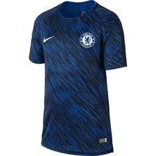 Chelsea Tränings T-Shirt Dry Squad GX - Blå/Svart Barn