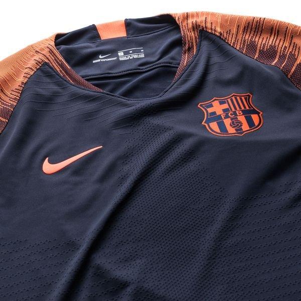 Shirt Bleu Vaporknit D'entraînement 0 2 Barcelone Strike Fc T 6ybf7gY