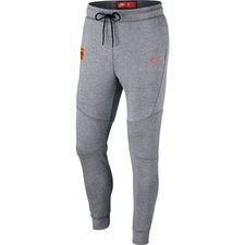 Image of   Barcelona Sweatpants NSW Tech Fleece Authentic - Grå/Orange