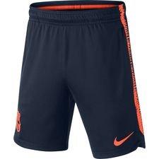 Barcelona Shorts Dry Squad - Navy/Orange Barn