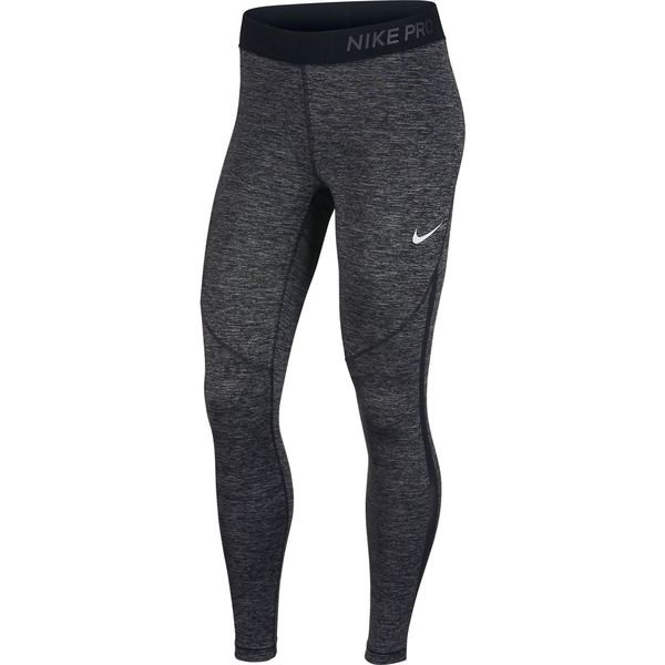 nike pro hypercool tights grau schwarz damen www. Black Bedroom Furniture Sets. Home Design Ideas