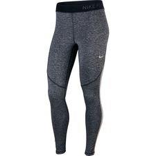 nike pro hypercool tights - grå dame - baselayer