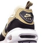 nike air max prime - grøn/sort/hvid - sneakers