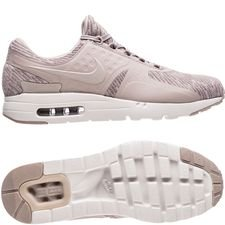nike air max zero se - pink/white - sneakers