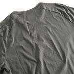 nike t-shirt nsw bnd l/æ - grå/sort - t-shirts