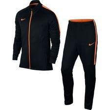 Nike Trainingspak Academy Fast AF - Zwart/Oranje