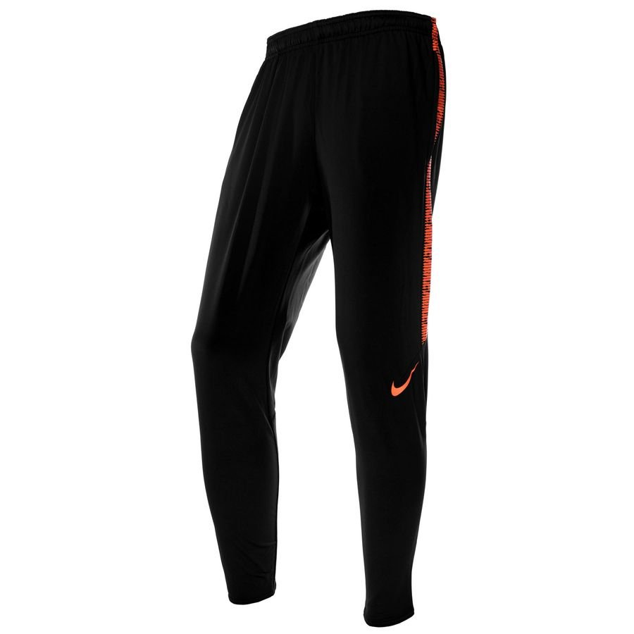 Nike Bas de Survêtement Squad Fast AF - Noir/Orange
