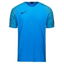 nike training t-shirt strike 2.0 vaporknit - blue hero/obsidian - training tops