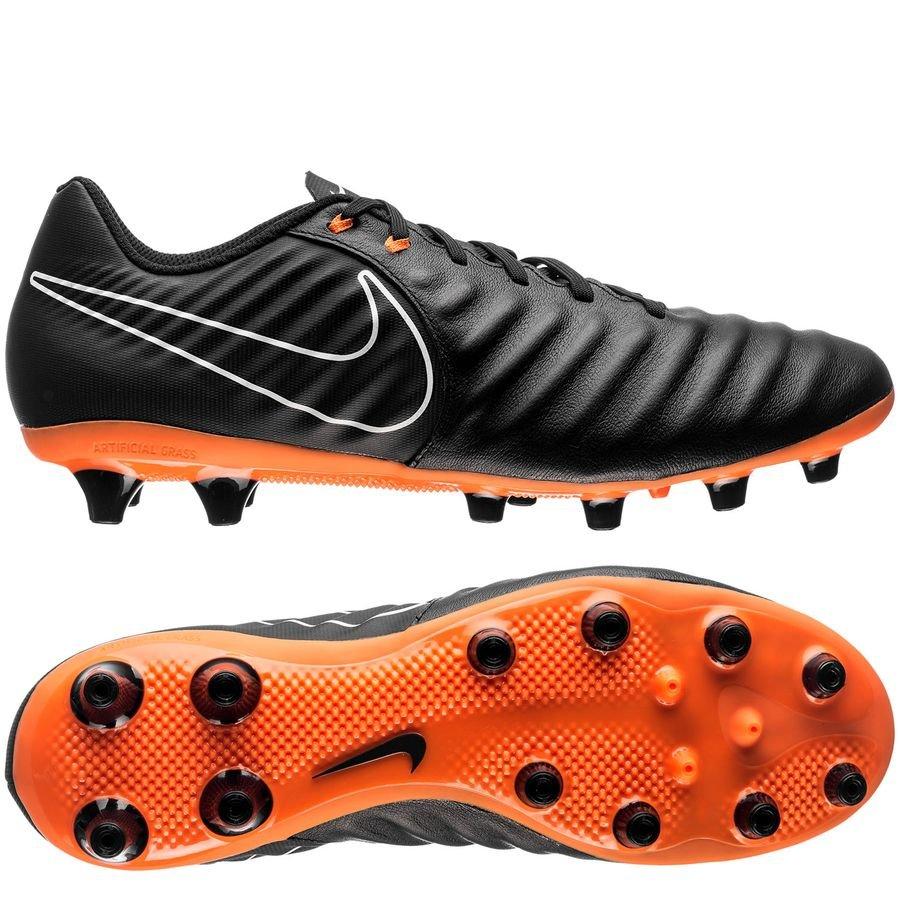 hot sale online b3141 9864c Nike Tiempo Legend 7 Academy AG-PRO Fast AF - Black/Total ...