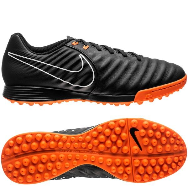 4d44d9e16 65.00 EUR. Price is incl. 19% VAT. -50%. Nike Tiempo LegendX 7 Academy TF  Fast AF - Black Total Orange White