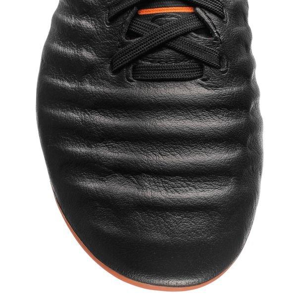 promo code bd032 f5827 Nike Tiempo Legend 7 Elite FG Fast AF - Sort Orange Hvid Børn