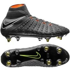 Nike Hypervenom Phantom 3 Elite DF SG-PRO - Grå/Orange/Hvid
