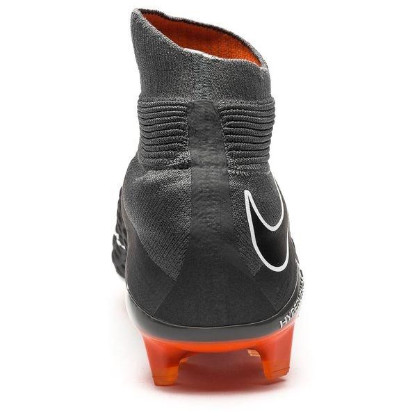new styles 4371f 18e67 Nike Hypervenom Phantom 3 Elite DF FG Fast AF - Dark Grey Total Orange