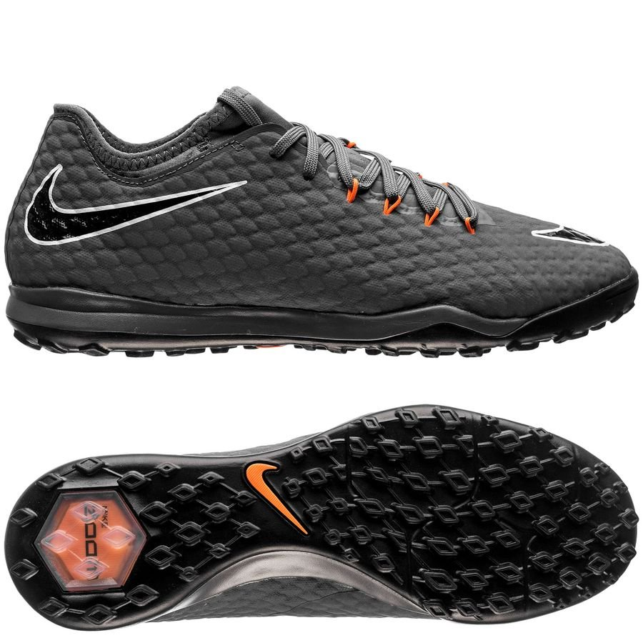 competitive price c0a45 997ec Nike Hypervenom PhantomX 3 Pro TF Fast AF - Dark Grey/Total ...