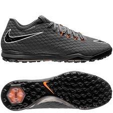 Nike Hypervenom PhantomX 3 Pro TF Fast AF - Grå/Orange/Vit