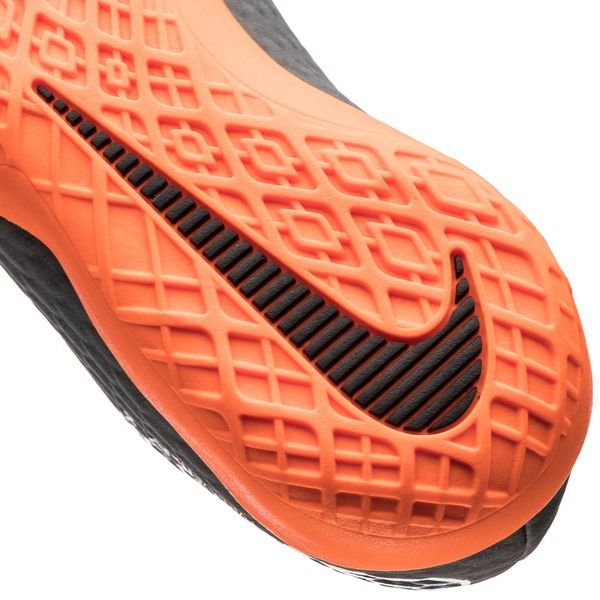 Nike Venin Hyper Phantomx 3 Académie Ic Regarderfast - Gris / Orange / Enfants Blancs BKXNPQiWS