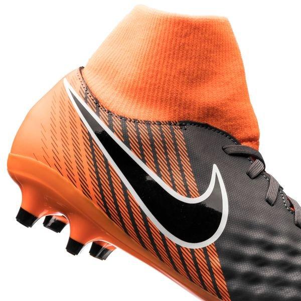 Nike Magista Obra 2 Académie Df Fg Jeûne Hors - Gris / Noir / Orange iOwF8jj