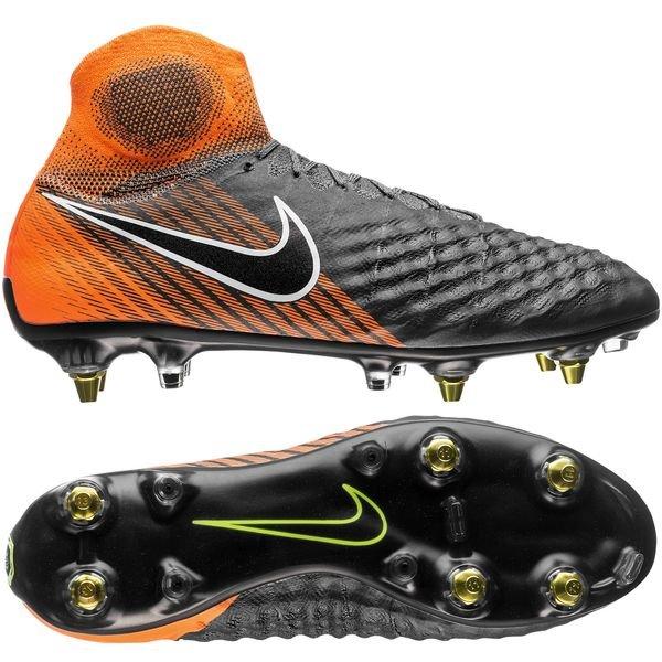 new concept 34b8f 5061e Nike Magista Obra 2 Elite DF SG-PRO Anti-Clog Fast AF - Dark Grey ...