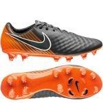 Nike Magista Obra 2 Elite FG Fast AF - Harmaa/Musta/Oranssi
