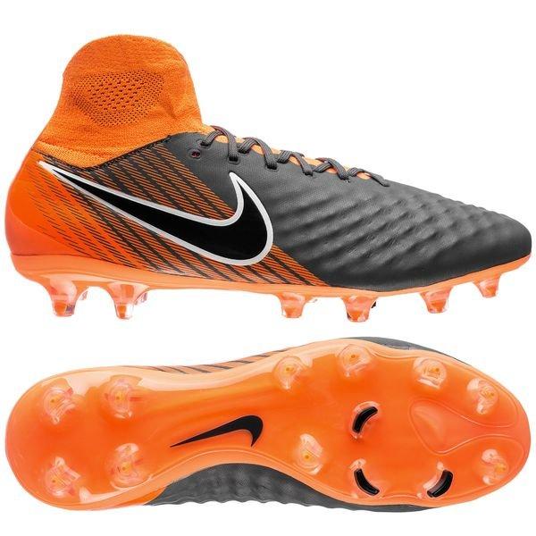 meilleur site web 16d68 3fad4 Nike Magista Obra 2 Pro DF FG Fast AF - Dark Grey/Black ...