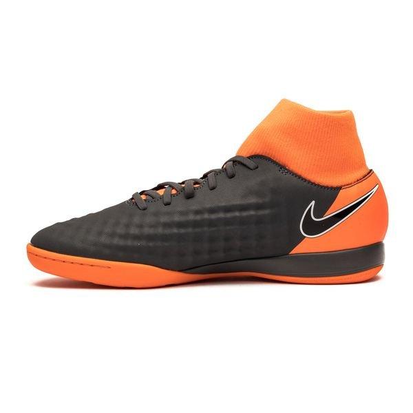 Nike Magista Obrax Deux Académie Ic Rapide Au Large - Gris / Noir / Orange wSJeS