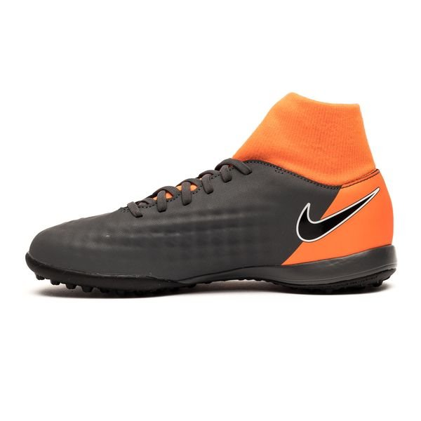 Nike Magista Obrax Deux Académie Df Tf Rapide Au Large - Enfants Gris / Noir / Orange ctCDkmjjlP