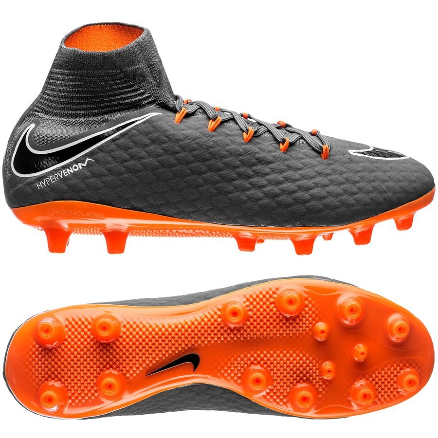 b9345c76cba2 ... switzerland nike hypervenom phantom 3 pro df ag pro fast af dark grey  total 87750 9bdcb