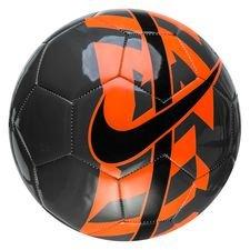 Nike Fodbold React - Grå/Orange/Sort