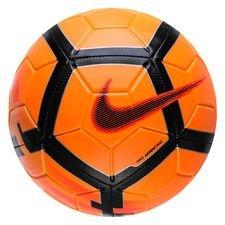 Nike Fodbold Strike - Orange/Sort