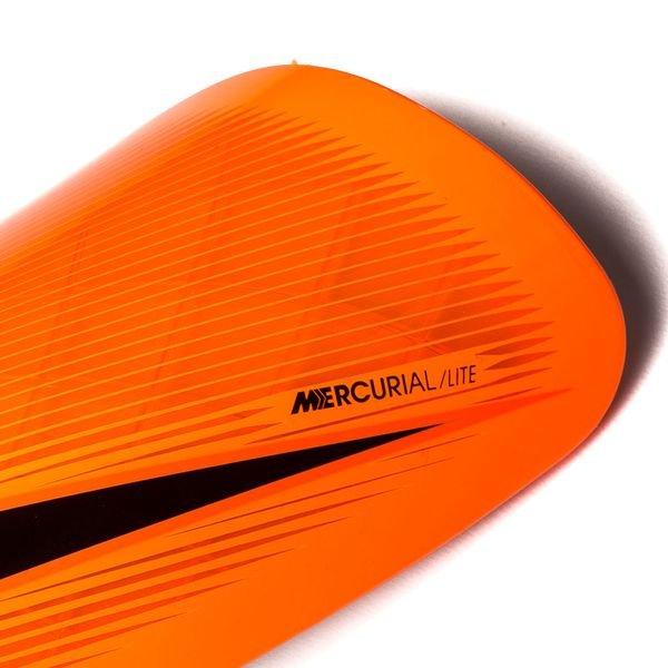 89b77370071 Nike Protège-Tibias Mercurial Lite Fast AF - Orange Noir 1