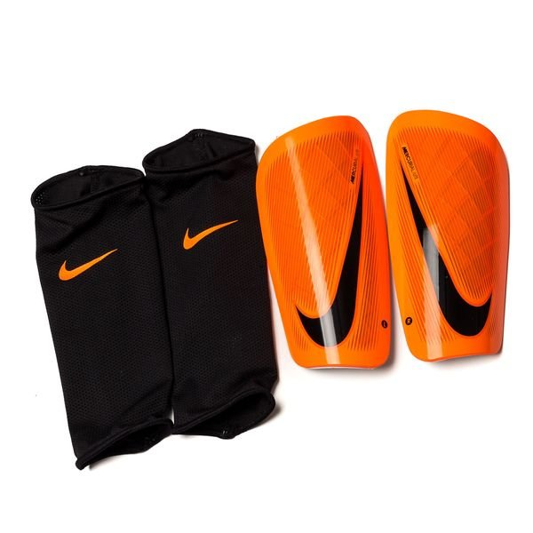 c07570176c3 Nike Protège-Tibias Mercurial Lite Fast AF - Orange Noir 0