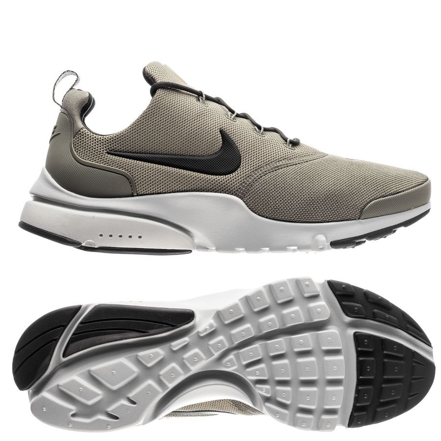 the latest 24c84 5ae8c nike presto fly - dark stuccoblacksequoia - sneakers ...