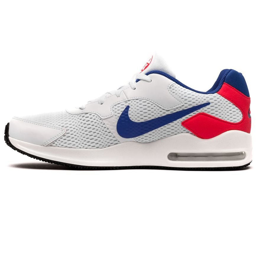 29735b717bc5 ... wholesale nike air max guile white ultra marine solar red sneakers  989d5 19bc4