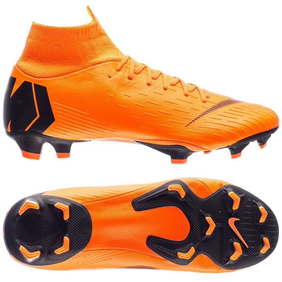 Nike Mercurial Superfly Pro Orange Græs (FG)