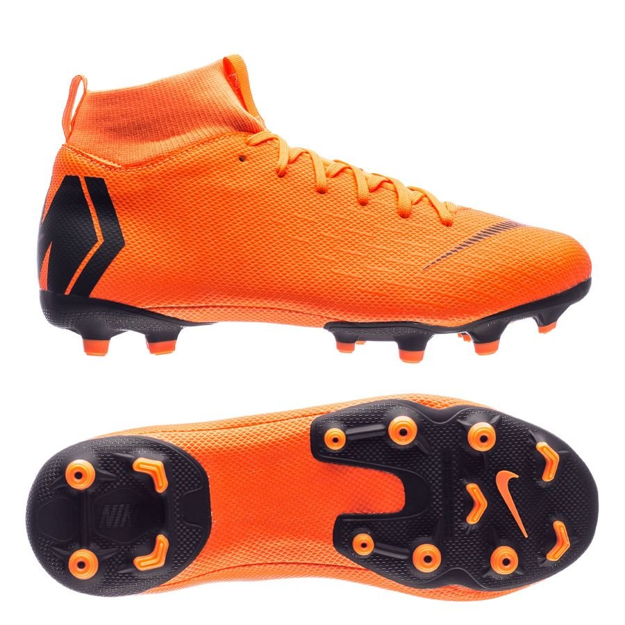 Nike Mercurial Superfly Academy Orange Græs (FG)