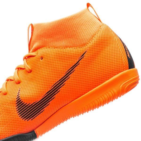 Nike Mercurial Vaporx 12 Academy Ic Jeûne Off - Orange / Noir / Néon lVHeyKdjg