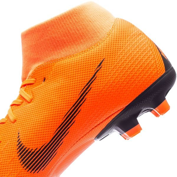 Nike Mercurial Superfly 6 Mg Academy Rapide Au Large - Orange / Noir / Néon jlDwV