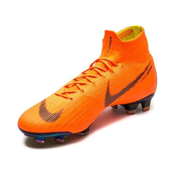 uk availability 50e29 4858a Nike Mercurial Superfly 6 Elite FG Fast AF - Total Orange ...