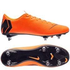 nike mercurial vapor 12 academy sg-pro fast af - orange/sort/neon - fodboldstøvler