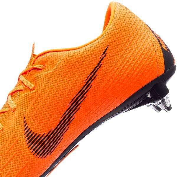 4d4909134 Nike Mercurial Vapor 12 Academy SG-PRO Fast AF - Total Orange/Black ...
