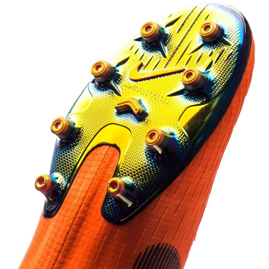 nike mercurial superfly 6 elite ag pro fast af orange noir jaune fluo. Black Bedroom Furniture Sets. Home Design Ideas