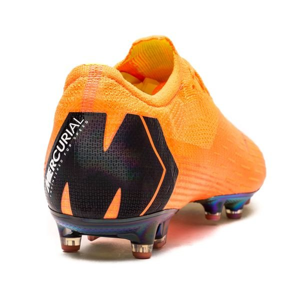 15ee0d861 Nike Mercurial Vapor 12 Elite AG-PRO Fast AF - Total Orange Black ...