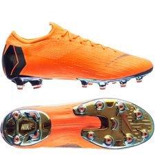 Nike Mercurial Vapor 12 Elite AG-PRO Fast AF - Oranje/Zwart/Neon